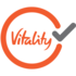 vitality, accepted payment method logo
